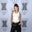 Bella Hadid Rihanna's Savage X Fenty Show Vol. 2 presented by Amazon Prime Vide – Step and Repeat