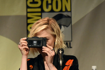 Bella Heathcote The Screen Gems Panel at Comic-Con 2015