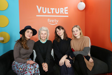 Bella Heathcote Natalie Erika James The Vulture Spot Presented By Amazon Fire TV 2020 - Day 3