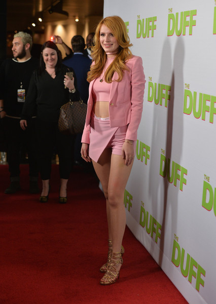 Fan Screening of 'The Duff' - Red Carpet