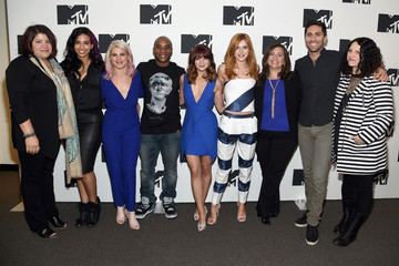 Bella Thorne MTV 2015 Upfront Presentation - Press Junket
