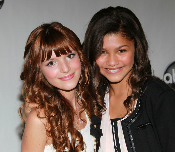 Bella Thorne and Zendaya Coleman - Disney ABC Television Group's Summer TCA Party - Arrivals