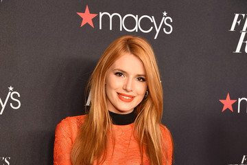 Bella Thorne Macy's Presents Fashion Front Row - Arrivals