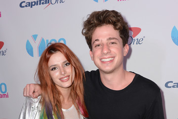 Bella Thorne Y100's Jingle Ball 2016 - PRESS ROOM