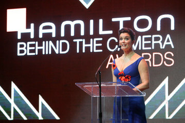 Bellamy Young Hamilton Behind the Camera Awards Presented by Los Angeles Confidential Magazine at Exchange LA of Los Angeles - Inside