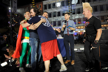 Bello Nock Impractical Jokers 100th Episode Live Event