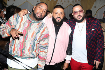 Belly Ciroc Celebrates DJ Khaled's Birthday in Beverly Hills