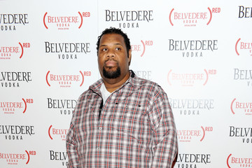 Fatman Scoop Belvedere Vodka Launch Party For (RED) Special Edition Bottle - Arrivals
