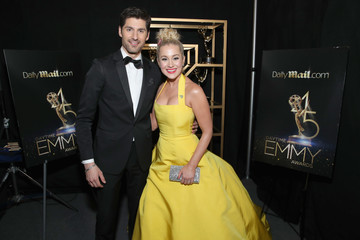 Ben Aaron DailyMail.com And DailyMailTV Trophy Room Daytime Emmy Awards 2018