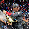 Ben Ainslie The Duke and Duchess of Cambridge Attend the America's Cup World Series