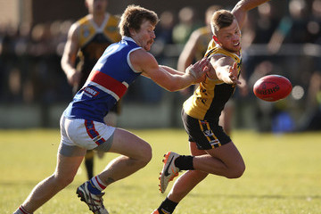 Ben Buckley Mornington Bulldogs v Frankston YCW Peninsula Grand Final