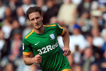 Ben Davies Derby County vs. Preston North End - Sky Bet Championship