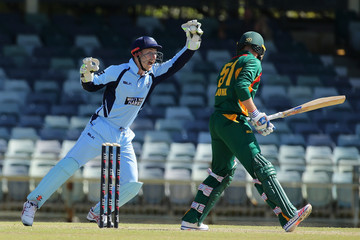 Ben Dunk One Day Cup - NSW v TAS