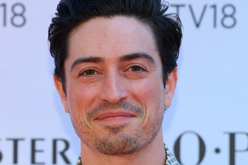 Ben Feldman 58th Monte Carlo TV Festival : Day 2