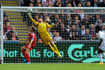 Ben Foster Swansea City v West Bromwich Albion - Premier League