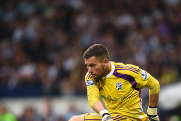 Ben Foster West Bromwich Albion v Burnley - Premier League