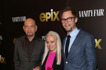 Ben Kingsley L.A. Premiere Of Epix's 'Perpetual Grace, LTD'
