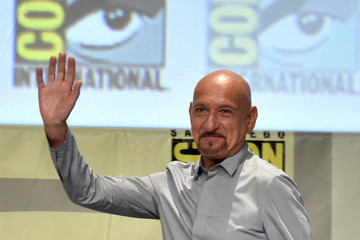 "Ben Kingsley ""The Boxtrolls"" Panel - Comic-Con International 2014"