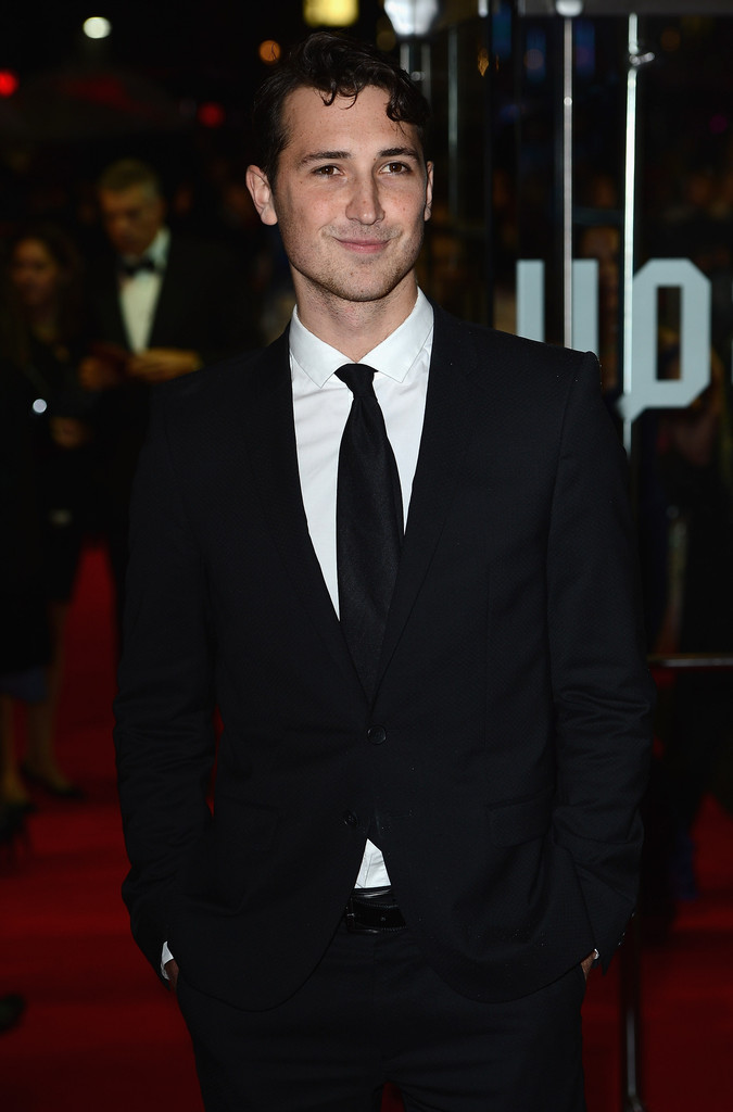 Ben Lloyd-Hughes - 56th BFI London Film Festival: Great Expectations - Closing Night Gala