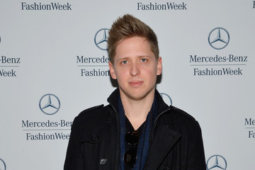 Ben Nelson Mercedes-Benz Fashion Week Fall 2014 - Official Coverage - People And Atmosphere Day 3