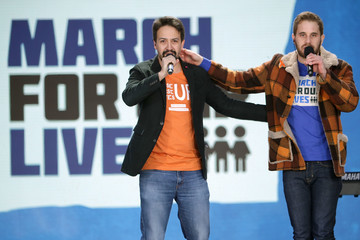 Ben Platt Hundreds Of Thousands Attend March For Our Lives In Washington DC
