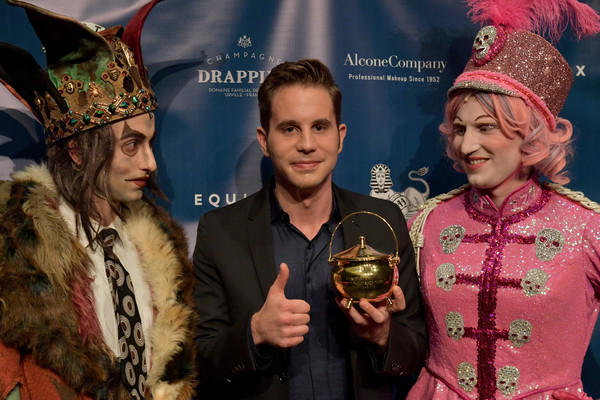 Hasty Pudding Theatricals Honors Ben Platt As 2020 Man Of The Year