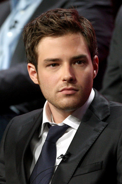 """Ben Rappaport Actor Ben  Rappaport speaks onstage during the """"Outsourced"""" session panel  for the NBC Universal portion of the summer Television Critics  Association press tour on July 30, 2010 in Beverly Hills, California."""
