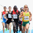 Ben ST Lawrence IAAF World Athletics Championships Moscow: Day 4