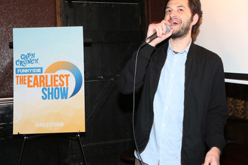 Ben Schwartz Cap'n Crunch And Funny Or Die's 'The Earliest Show' Premiere Party
