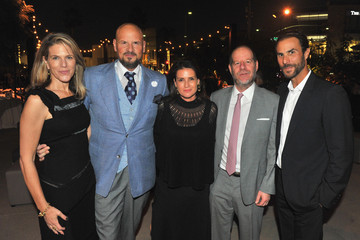Ben Silverman Yifat Oren American Friends Of The Israel Philharmonic Orchestra Los Angeles Gala 2018
