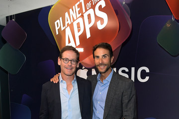 Ben Silverman Apple Music's Planet of the Apps Party