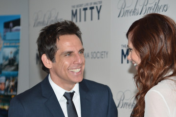 Ben Stiller 'The Secret Life of Walter Mitty' Screening in NYC