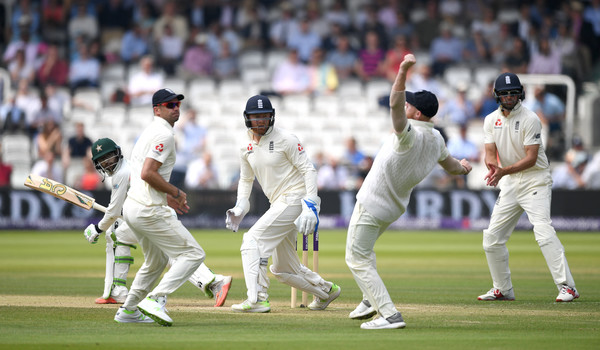 England vs. Pakistan: NatWest 1st Test - Day Four