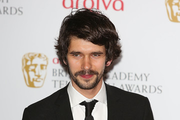 Ben Whishaw Press Room at the BAFTA TV Awards — Part 2