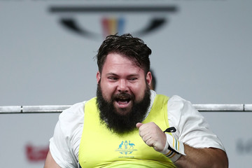 Ben Wright Para Powerlifting - Commonwealth Games Day 6