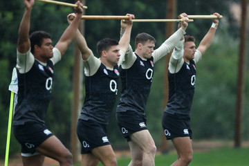 Ben Youngs European Best Pictures Of The Day - October 26, 2018