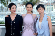 Carina Lau and Flora Lau Photos Photo