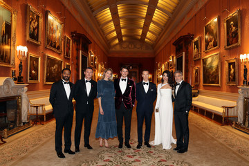 Benedict Cumberbatch The Prince Of Wales Hosts Dinner To Celebrate 'The Prince's Trust'