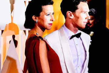 Benedict Cumberbatch Alternative View of the 87th Annual Academy Awards