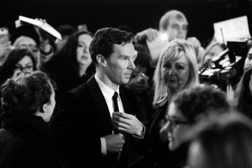 Benedict Cumberbatch 'The Hobbit: The Battle of the Five Armies' Premiere