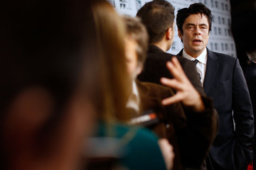 Benicio Del Toro 'Jimmy P' Premieres in NYC — Part 2