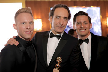 Benj Pasek Official Viewing And After Party of the Golden Globe Awards Hosted By The Hollywood Foreign Press Association