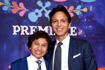 Benjamin Bratt Premiere Of Disney Pixar's 'Coco' - Red Carpet
