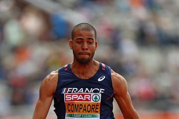 Benjamin Compaore 23rd European Athletics Championships - Day Two