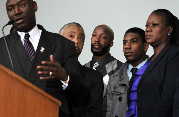 Al Sharpton And Trayvon Martin's Parents Hold News Conference In Washington