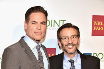 Benjamin Doller Celebs Attend the 2015 Point Honors Gala