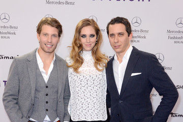 Benjamin Guenther Stylight Fashion Blogger Awards Arrivals