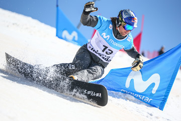 Benjamin Karl FIS World Snowboard Championships - Men's and Women's Parallel Slalom