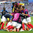 Benjamin Mendy France vs. Argentina: Round Of 16 - 2018 FIFA World Cup Russia