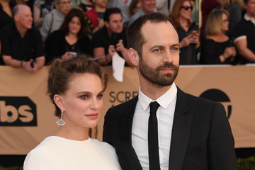 Benjamin Millepied 23rd Annual Screen Actors Guild Awards - Arrivals